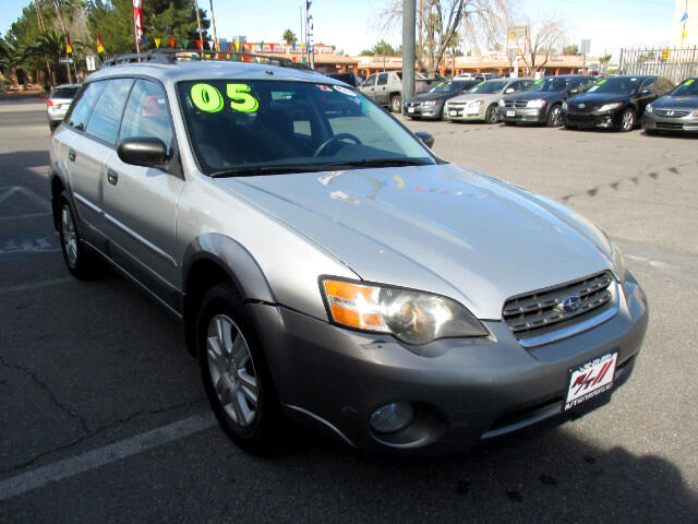 Used Cars in Las Vegas 2005 Subaru Outback