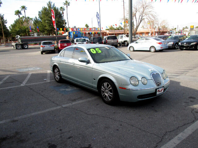 Used Cars in Las Vegas 2005 Jaguar S Type