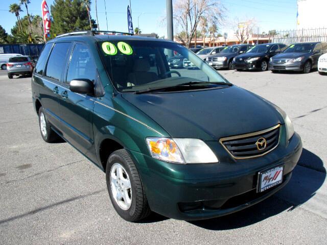 Used Cars in Las Vegas 2000 Mazda MPV
