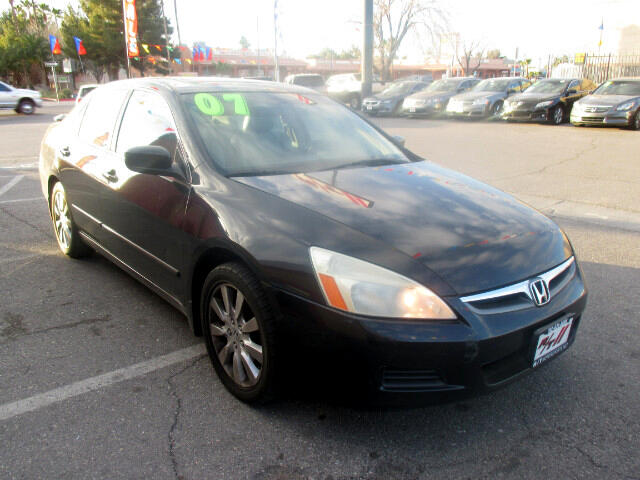Used Cars in Las Vegas 2007 Honda Accord