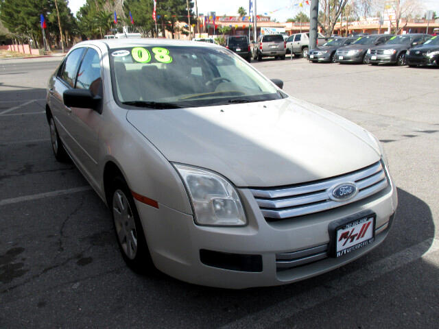 Used Cars in Las Vegas 2008 Ford Fusion
