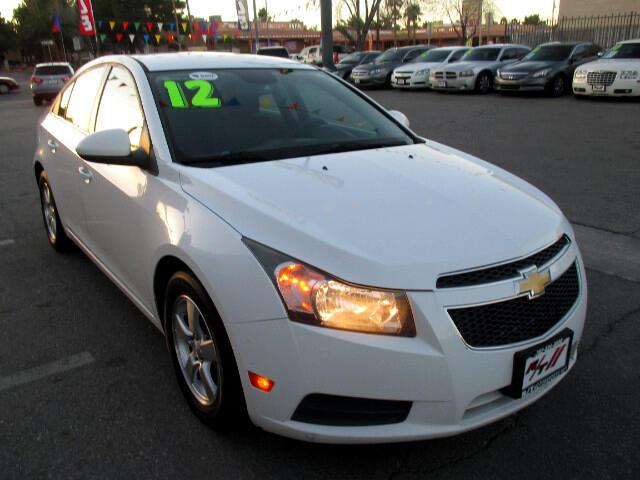 2012 Chevrolet Cruze 1LT