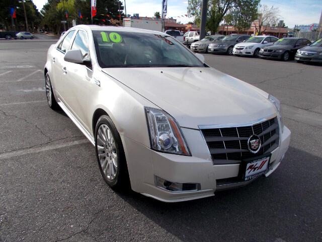 2010 Cadillac CTS 3.6L Performance w/ Navi