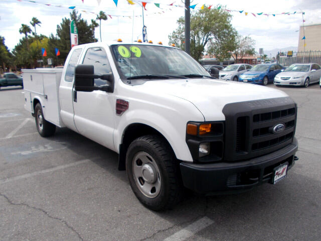 2009 Ford F-350 SD Lariat SuperCab 2WD