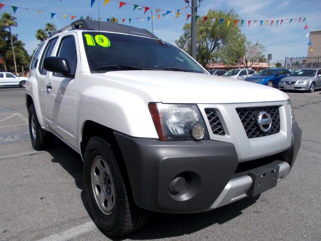 2010 Nissan Xterra X 2WD