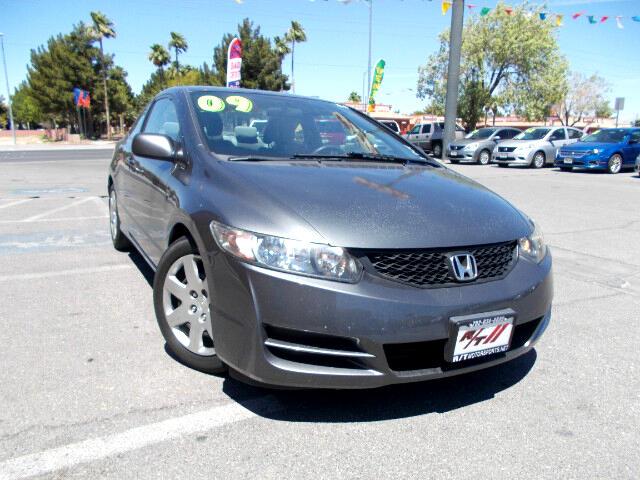 2009 Honda Civic 2dr Cpe LX Auto