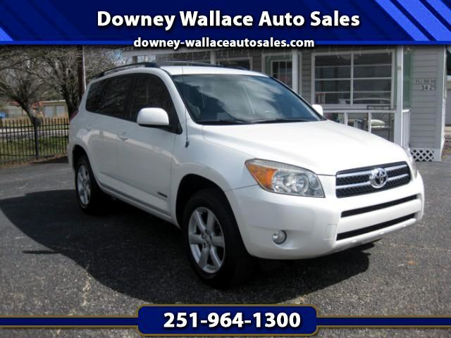 2006 Toyota RAV4 Limited AWD