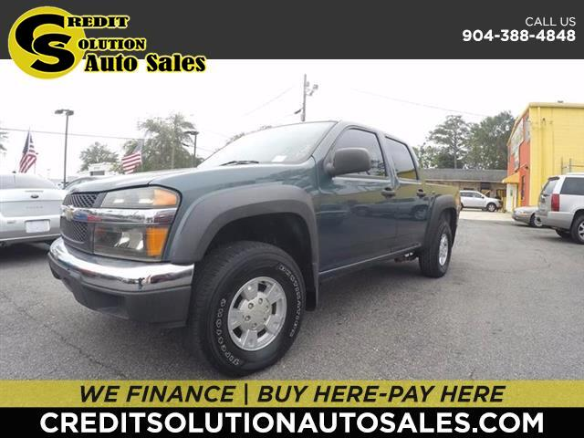 2006 Chevrolet Colorado 2LT Crew Cab 4WD