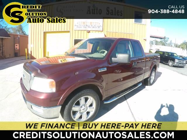 "2004 Ford F-150 2WD Supercab 133"" Lariat"