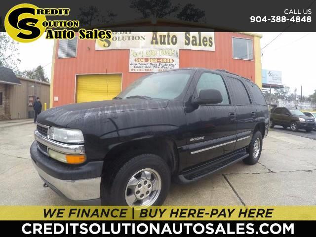 2000 Chevrolet Tahoe 4WD 4dr LT