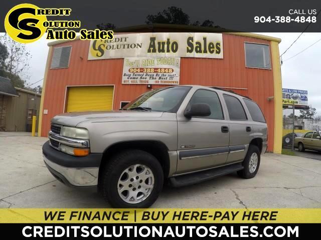 2003 Chevrolet Tahoe 2WD 4dr 1500 LS