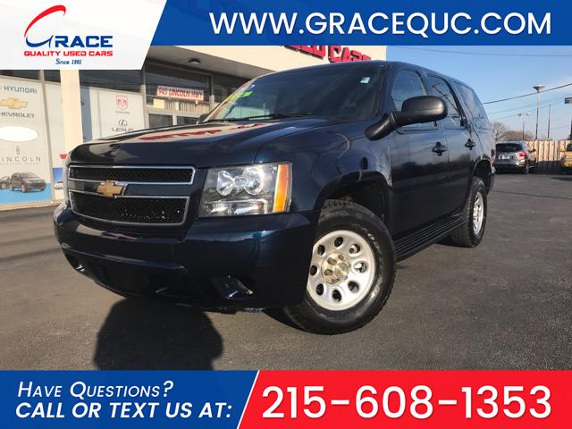 2009 Chevrolet Tahoe 4WD - Police/Special Service