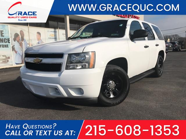 2012 Chevrolet Tahoe 2WD - Police/Special Service