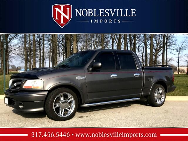 2002 Ford F-150 Harley-Davidson SuperCrew 2WD