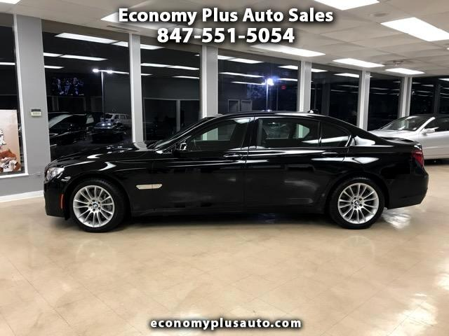 2013 BMW 750Li xDrive 750 Lix MSPORT Loaded BMW CPO