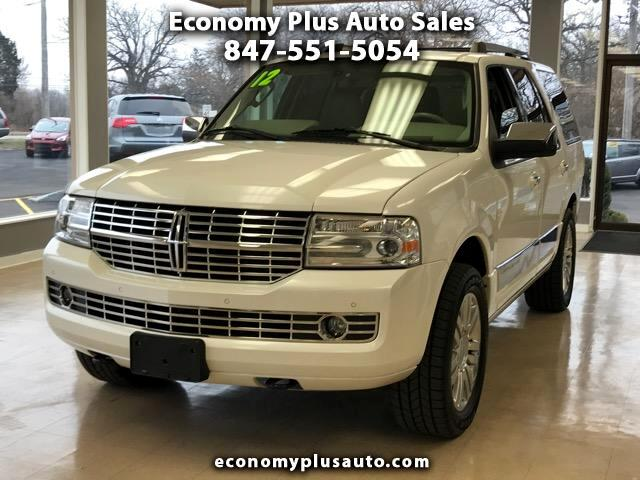 2012 Lincoln Navigator 4WD *NAV*  *Backup Cam* *Htd Seats* *LOADED* *PWR