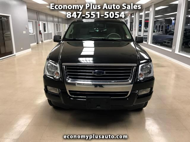 2007 Ford Explorer XLT 4WD LEATHER SUNROOF 3rd ROW