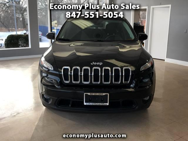 2015 Jeep Cherokee Latitude 4x4 *Bluetooth* *Loaded* *1Owner*