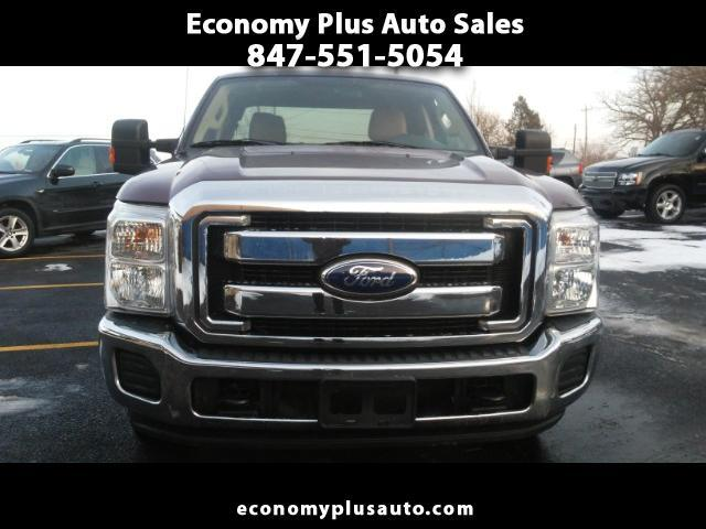 2011 Ford F-350 SD XLT SuperCab 2WD