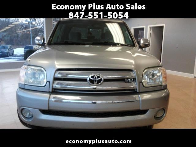 2005 Toyota Tundra SR5 Double Cab 2WD