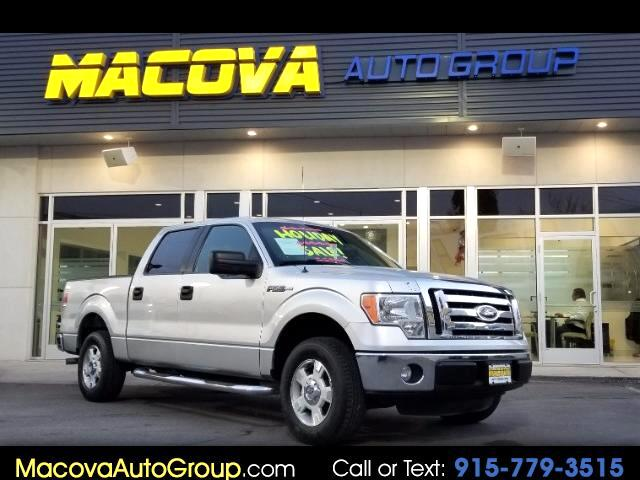 2011 Ford F-150 XL SuperCab Short Bed 2WD