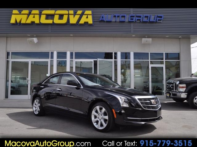2016 Cadillac ATS 2.0L Performance AWD