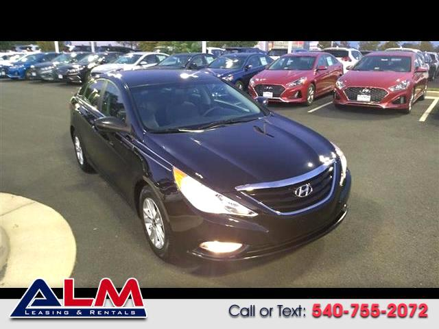 buy here pay here 2013 hyundai sonata gls for sale in chantilly va 20152 alm leasing rentals. Black Bedroom Furniture Sets. Home Design Ideas