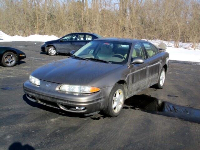 2001 Oldsmobile Alero GL4 Sedan