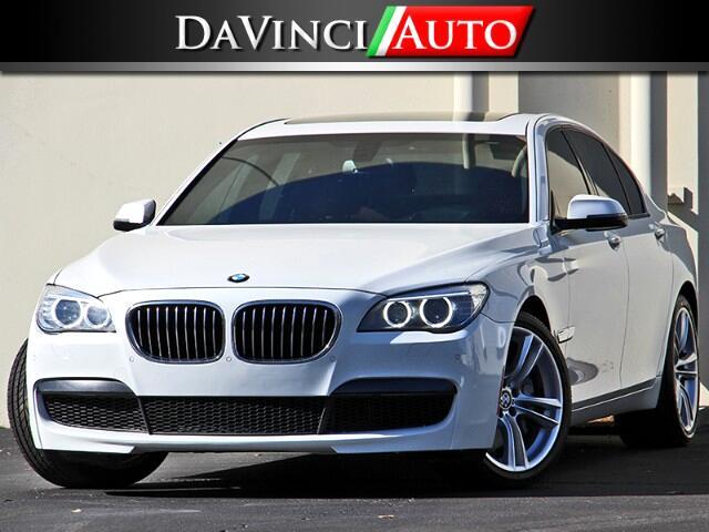 2013 BMW 750i