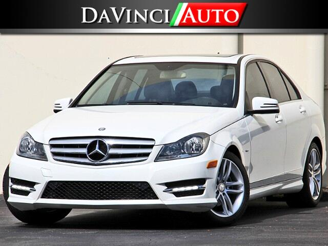 2012 Mercedes-Benz C-Class C250 Sport Sedan