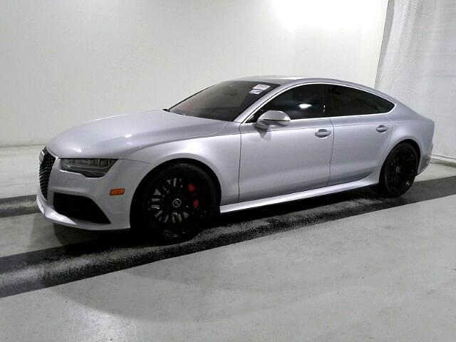 2016 Audi S7 4.0T Prestige quattro Tiptronic