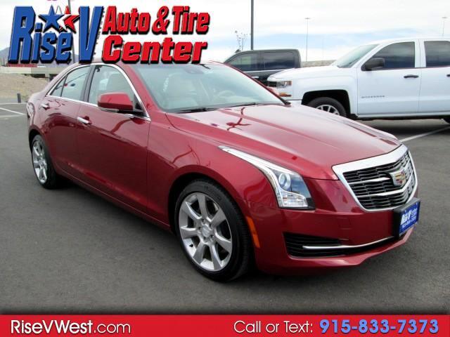 2015 Cadillac ATS 2.0L Luxury RWD