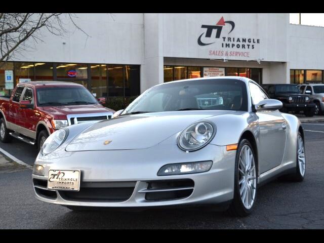 2006 Porsche 911 2dr Cpe Carrera 4