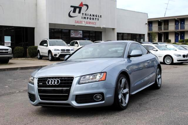 2009 audi a5 coupe w tiptronic for sale cargurus. Black Bedroom Furniture Sets. Home Design Ideas