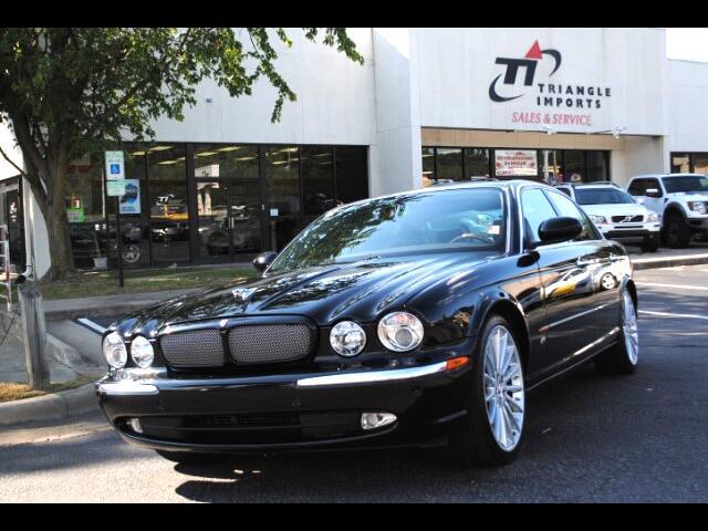 2004 Jaguar XJ-Series XJR