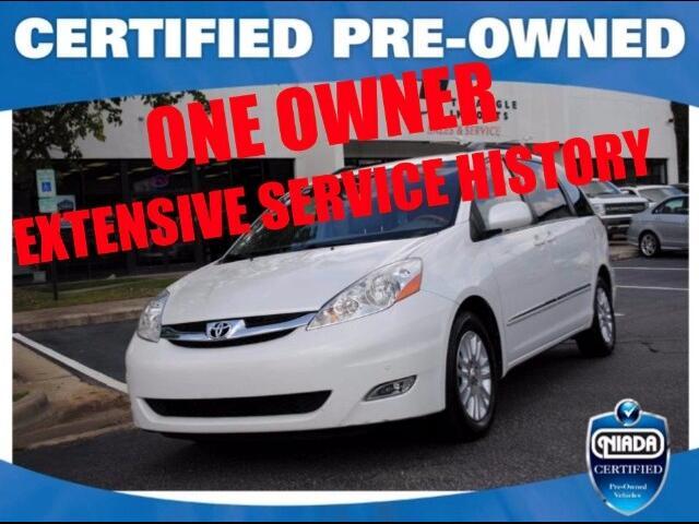 2008 Toyota Sienna XLE Limited FWD