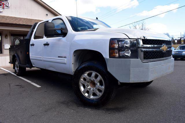 2011 Chevrolet Silverado 2500HD LT Pickup 4D 6 1/2 ft