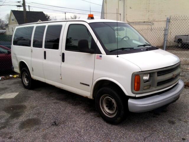 2000 Chevrolet Express 2500 Cargo
