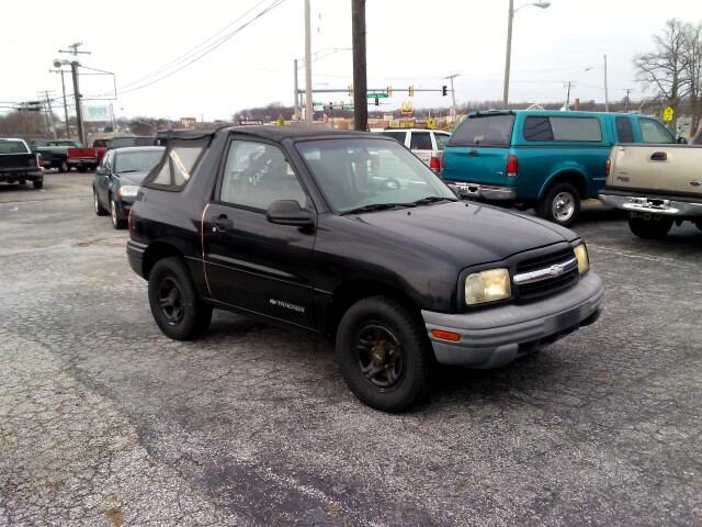 1999 Chevrolet Tracker 2-Door 4WD