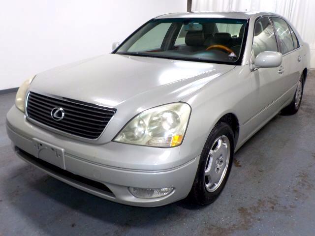 2002 Lexus LS 430 Sedan