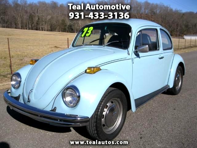 1973 Volkswagen Beetle Base