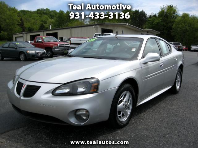 2005 Pontiac Grand Prix