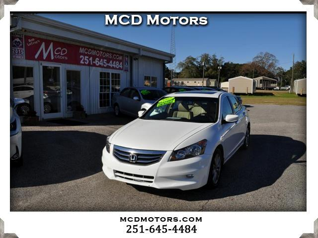 2012 Honda Accord EXL