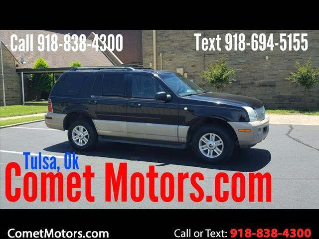 2004 Mercury Mountaineer Luxury 4.0L AWD