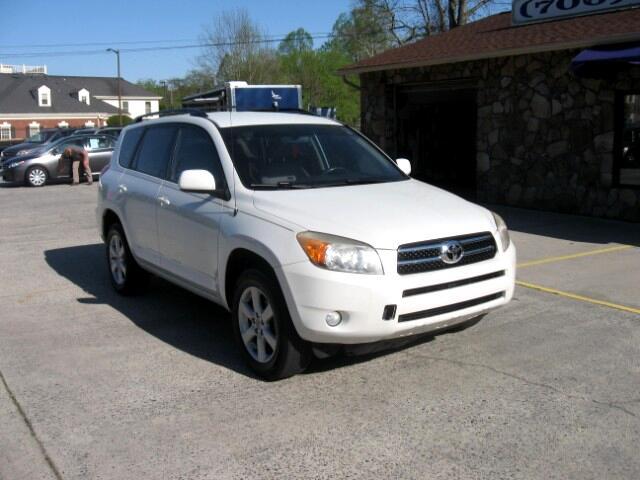 2007 Toyota RAV4 Limited I4 2WD