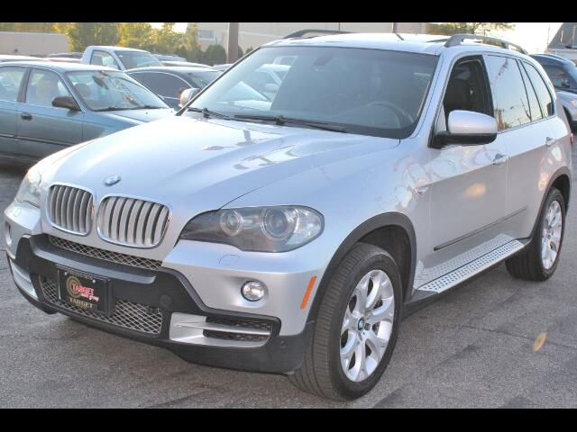 2008 BMW X5 4.8is
