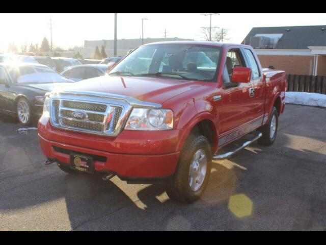 "2006 Ford F-150 4WD SuperCab 145"" XL"