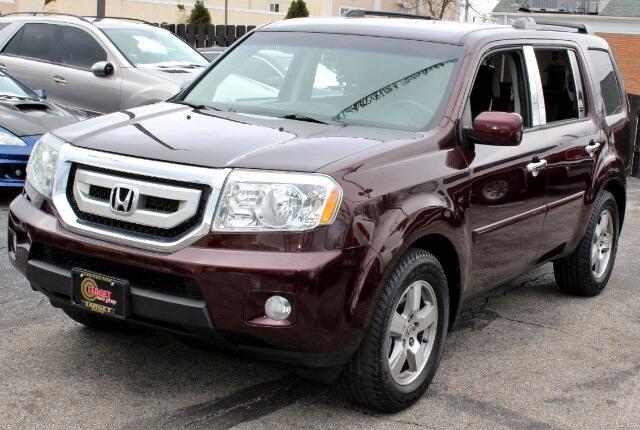 2010 Honda Pilot EX 4WD 5-Spd AT