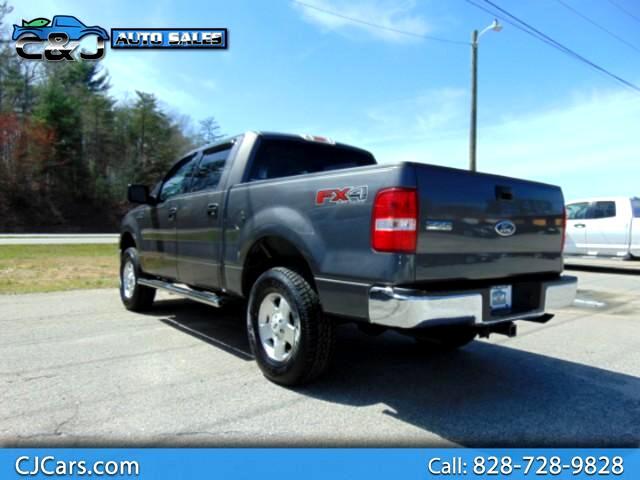 "2004 Ford F-150 4WD SuperCrew 139"" XLT"
