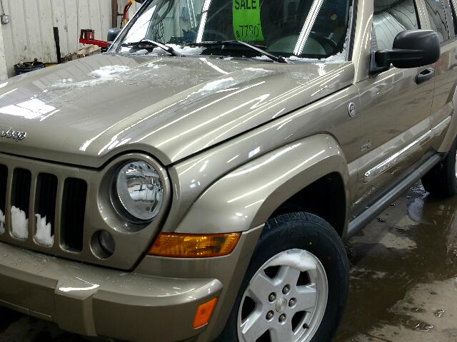 2006 Jeep Liberty Sport 4WD